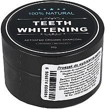 Parfémy, Parfumerie, kosmetika Bělící zubní prášek s aktivním uhlím - Biomika Natural Teeth Powder