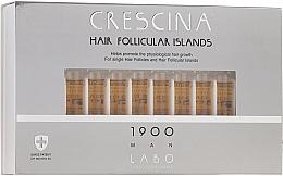 Parfémy, Parfumerie, kosmetika Lotion na stimulaci růstu vlasů pro muže 1900 - Crescina Hair Follicular Islands Re-Growth 1900