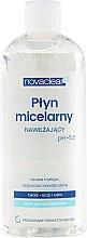 Parfémy, Parfumerie, kosmetika Micelární tekutina pro suchou a normální pleť - Novaclear Moisturizing Micellar Water
