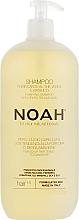 Parfémy, Parfumerie, kosmetika Šampon se zeleným čajem a bazalkou - Noah