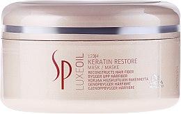 Parfémy, Parfumerie, kosmetika Maska pro obnovu keratinu vlasů - Wella SP Luxe Oil Keratin Restore Mask