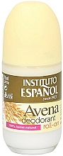 Parfémy, Parfumerie, kosmetika Kuličkový deodorant - Instituto Espanol Avena Deodorant Roll-on