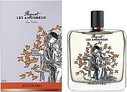 Parfémy, Parfumerie, kosmetika Molinard Les Amoureux de Peynet - Toaletní voda