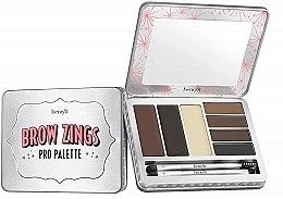 Parfémy, Parfumerie, kosmetika Paleta na modelování obočí - Benefit Brow Zings Pro Palette