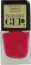 Parfémy, Parfumerie, kosmetika Gel lak na nehty - Wibo Incredible Gel
