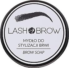 Parfémy, Parfumerie, kosmetika Fixační gelové mýdlo na obočí - Lash Brow Soap
