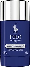 Parfémy, Parfumerie, kosmetika Ralph Lauren Polo Blue - Deodorant
