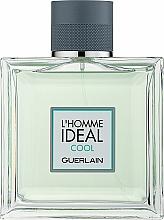 Parfémy, Parfumerie, kosmetika Guerlain L'Homme Ideal Cool - Toaletní voda