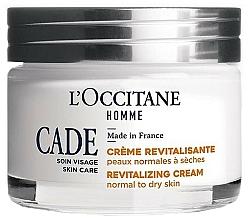 Parfémy, Parfumerie, kosmetika Regenerační pleťový krém - L'Occitane Cade Revitalizing Cream