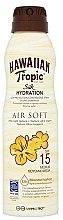 Parfémy, Parfumerie, kosmetika Opalovací sprej pro tělo - Hawaiian Tropic Silk Hydration Air Soft Protective Mist SPF 15