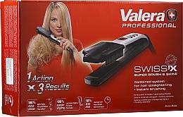 Parfémy, Parfumerie, kosmetika Žehlička na vlasy - Valera Swiss'x Super Brush & Shine