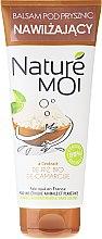 """Parfémy, Parfumerie, kosmetika Sametové sprchové mléko """"Rýže"""" - Nature Moi Shower Milk"""