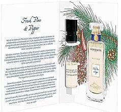 Parfémy, Parfumerie, kosmetika Dermacol Fresh Pine & Pepper - Parfémovaná voda (vzorek)