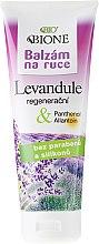 Parfémy, Parfumerie, kosmetika Balzám na ruce - Bione Cosmetics Lavender Hand Ointment