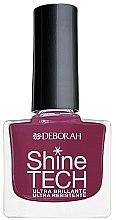 Parfémy, Parfumerie, kosmetika Lak na nehty - Deborah Shine Tech
