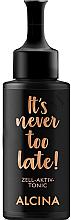 Parfémy, Parfumerie, kosmetika Intenzivní pleťový toner - Alcina It's Never Too Late Zell-Aktiv Tonic