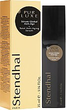 Parfémy, Parfumerie, kosmetika Sérum proti stárnutí pleti - Stendhal Pur Luxe Total Anti-Aging Serum