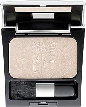 Parfémy, Parfumerie, kosmetika Kompaktní rozjasňovač - Make up Factory Glow Highlighter With Shimmer Finish