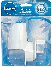 Parfémy, Parfumerie, kosmetika Elektrický difuzér - Airpure Plug-In Moments Unit