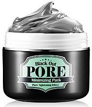 Parfémy, Parfumerie, kosmetika Maska s bambusovým úhlím pro čištění pórů - Secret Key Black Out Pore Minimizing Pack
