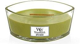 Parfémy, Parfumerie, kosmetika Aromatická svíčka ve sklenici - WoodWick Candle Elipsa Apple Basket