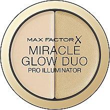 Parfémy, Parfumerie, kosmetika Korektor na obličej - Max Factor Miracle Glow Duo