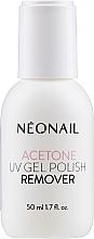 Parfémy, Parfumerie, kosmetika Tekutina pro odstranění gel-laku - NeoNail Professional Acetone UV Gel Polish Remover
