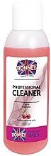 """Parfémy, Parfumerie, kosmetika Odmašťovač nehtů """"Višeň"""" - Ronney Professional Nail Cleaner Cherry"""