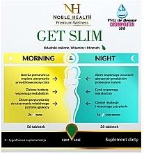 Parfémy, Parfumerie, kosmetika Komplex na hubnutí, 84 ks - Noble Health Get Slim