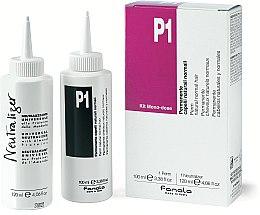 Parfémy, Parfumerie, kosmetika Sada na trvalou ondulaci pro normální vlasy - Fanola P1 Perm Kit for Normal Hair