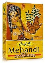 Parfémy, Parfumerie, kosmetika Henna prášek na vlasy - Hesh Mehandi Powder