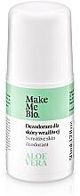 Parfémy, Parfumerie, kosmetika Přírodní deodorant s extraktem z aloe vera - Make Me Bio Deo Natural Roll-on