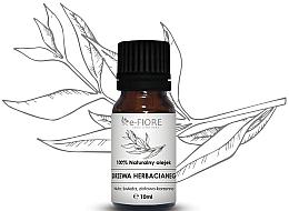 Parfémy, Parfumerie, kosmetika Přírodní esenciální olej Čajovník - E-Fiore Tea Tree Natural Essential Oil