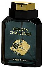 Parfémy, Parfumerie, kosmetika Omerta Golden Challenge For Men - Toaletní voda