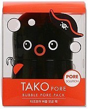 Parfémy, Parfumerie, kosmetika Bublinková maska - Tony Moly Tako Pore Bubble Pore Pack