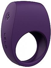 Parfémy, Parfumerie, kosmetika Vibrační kroužek pro páry, fialový - Lelo Homme Tor 2 Purple