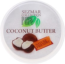 "Parfémy, Parfumerie, kosmetika Tělový olej ""Kokosový"" - Sezmar Collection"