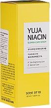 Parfémy, Parfumerie, kosmetika Sérum pro vyrovnávání tónů pletí - Some By Mi Yuja Niacin Blemish Care Serum