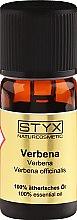 Parfémy, Parfumerie, kosmetika Éterický olej Verbena - Styx Naturcosmetic (vzorek)