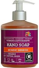 "Parfémy, Parfumerie, kosmetika Mýdlo na ruce ""Severní jahody"" - Urtekram Nordic Berries Hand Soap"