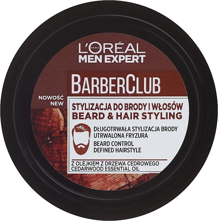 Stylingový krém na vousy - L'Oreal Paris Men Expert Barber Club