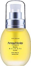 Parfémy, Parfumerie, kosmetika Pleťové sérum - AromaWorks Delicate Face Serum Oil