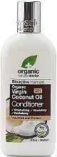 Parfémy, Parfumerie, kosmetika Kondicionér na vlasy s kokosovým olejem - Dr. Organic Virgin Coconut Oil Conditioner