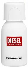 Diesel Plus Plus Feminine - Toaletní voda — foto N2