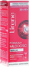 Parfémy, Parfumerie, kosmetika Sérum na obličej - Lirene Formula of Youth 35+/45+