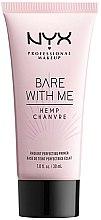 Parfémy, Parfumerie, kosmetika Korektor na obličej - NYX Professional Makeup Bare With Me Hemp Radiant Perfecting Primer