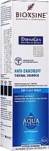 Parfémy, Parfumerie, kosmetika Termální šampon proti lupům - Biota Bioxsine DermaGen Aqua Thermal Anti-Dandruff Thermal Shampoo