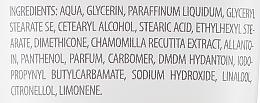 Regenerační krém na ruce heřmánkový - VGS Polska Camomile Hand Cream — foto N3