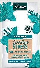 Parfémy, Parfumerie, kosmetika Krystaly do koupele GoodBye Stress - Kneipp GoodBye Stress Bath Crystals