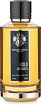 Parfémy, Parfumerie, kosmetika Mancera Gold Aoud - Parfémovaná voda